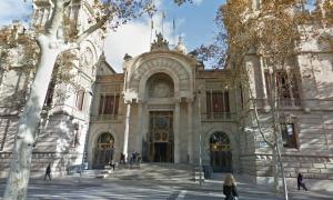La Audiencia de Barcelona. / GOOGLE MAPS