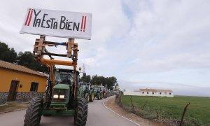Los agricultores vuelven a tomar la calle este viernes por los bajos precios de origen