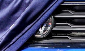 Un coche de Volkswagenen en Frankfurt, Alemania. EFE/Ronald Wittek