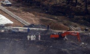 La tragedia de Zaldibar, punta del iceberg de la precariedad y el descontrol en los vertederos