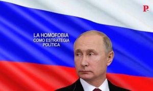 Rusia no es país para homosexuales