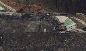 Ecologistas advierten que la tragedia del vertedero de Zaldibar