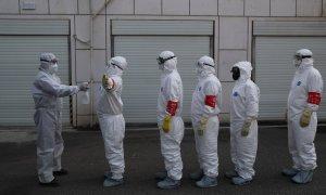 Últimas noticias del coronavirus | China contabiliza más de 2.500 muertes y Corea del Sur es el segundo mayor foco del virus