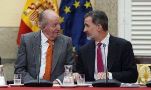 Sánchez echa un capote a Felipe VI y califica de