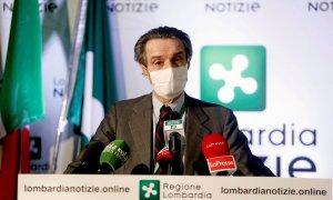 El presidente de Lombardía: