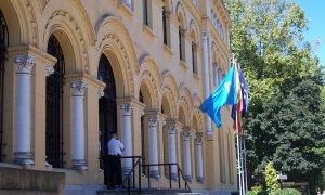 Sede de la Presidencia del Gobierno del Principado de Asturias, en Oviedo.