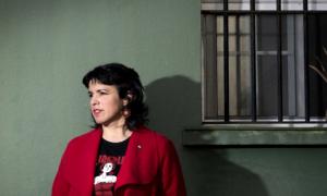 """Teresa Rodríguez muestra varios ataques machistas en redes: """"Lo que tiene una que aguantar. Como mujer y como profesora de lengua"""""""