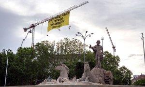 Plaza de Neptuno de Madrid
