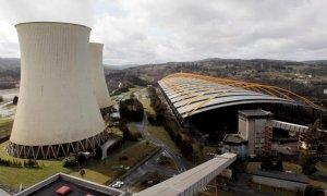 Vista aérea de las instalaciones de la central térmica de Endesa en el municipio coruñés de As Pontes. EFE/ Kiko Delgado (Kiko Delgado / EFE)