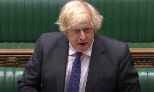 El primer ministro de Reino Unido, Boris Johnson. /Europa press