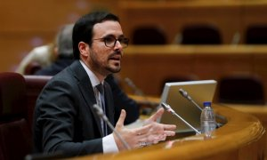 El ministro de Consumo, Alberto Garzón. - EFE