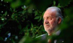 Fotografía de archivo de Juan Carlos I de septiembre de 2009. - AFP