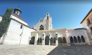 La Iglesia de San Francisco de Palencia. / GOOGLE STREET VIEW