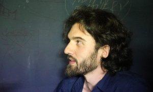 Guille Galván, compositor y guitarrista de Vetusta Morla.- WILMA LORENZO
