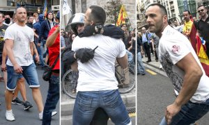 Un Juzgado de Instrucción de Valencia pidió en 2018 a la Policía Nacional la búsqueda y presentación del sospechoso de provocar los incidentes en el 9-O. UPV