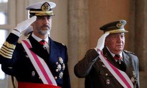 'Una esposa, un amante y un escándalo de caza': el repaso del diario 'The Telegraph' a la caída en desgracia del rey Juan Carlos