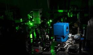 Dispositivos utilizados en el laboratorio de superconductividad de la Universidad Rochester (EE UU). / Adam Fenster