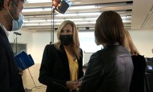 Ana Beltrán clausura el 17º Congreso Provincial del PP de Huesca