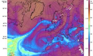 Otras miradas - Ríos atmosféricos, las autopistas aéreas que regulan el clima