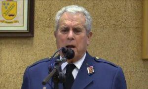 Defensa denuncia a la Fiscalía el chat de mandos retirados en el que se hablaba de fusilar a 26 millones de españoles