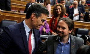 Iglesias: Sánchez