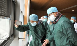 La OMS y China concluyen que el coronavirus es de origen animal y que surgió en diciembre en Wuhan