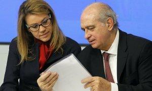 Fernandez Díaz niega que el espionaje a Bárcenas se originase en el Ministerio del Interior