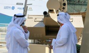 Feria en Emiratos Árabes