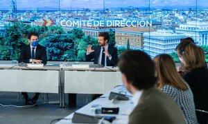 El PP admite que sus vetos bloquean la negociación del Poder Judicial
