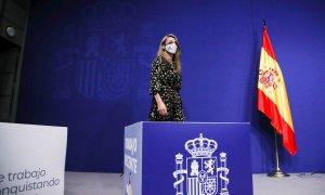 Yolanda Díaz, la aspirante a vicepresidenta que enfrenta el reto de apuntalar Podemos