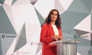 Mónica García revive los cara a cara con Ayuso en la Asamblea y potencia su figura a base de propuestas
