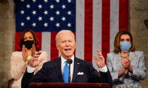 Biden promete perseguir el fraude fiscal y subir impuestos a los más ricos