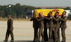 Militares asesinados en Afganistán