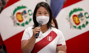 El movimiento antifujimorista en España se moviliza contra Keiko:
