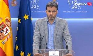 Los políticos se posicionan respecto a los indultos a los presos del 'procés'