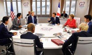 La tramoya - Una agenda inédita en el G7 que acaba con cuarenta años de mentiras