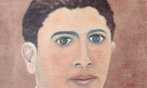 Retrato de Ramón Haro. La familia no conserva ninguna fotografía.