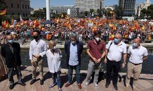 Directo | Pere Aragonès defiende la amnistía
