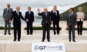 Otras miradas - Un G7 y cuatro crisis