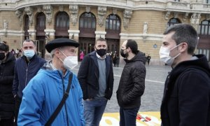 El TEDH condena a España por vulnerar la libertad de expresión del líder 'abertzale' Tasio Erkizia
