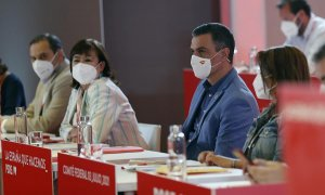 El PSOE se pone en primera línea contra Vox: