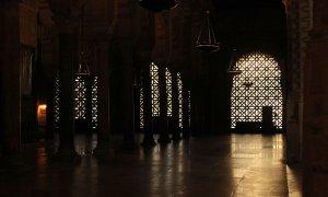 Celosías de la Mezquita de Córdoba.