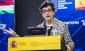 El juez imputa a la exministra de Exteriores González Laya por el caso de Brahim Ghali