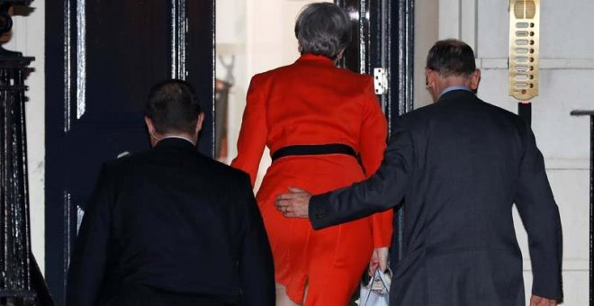 Theresa May, un liderazgo que pierde fuelle