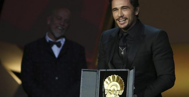 'The Disaster Artist', de James Franco, concha de oro del Festival de San Sebastián