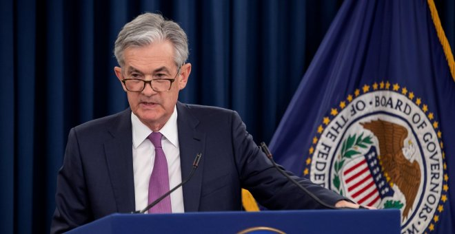 La Fed sigue ignorando a Trump y no mueve los tipos de interés en EEUU