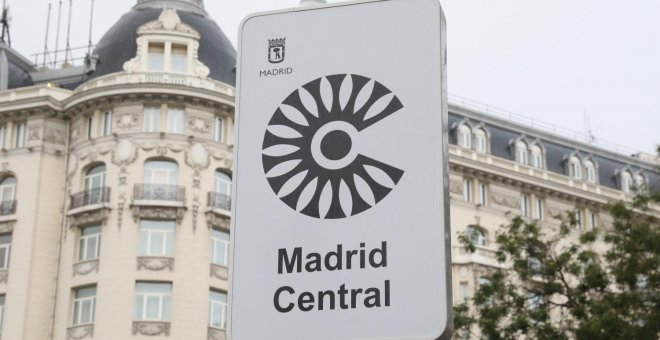 Madrid Central supera los protocolos anticontaminación de grandes capitales como Londres o Milán