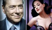 Berlusconi, fan del burlesque