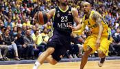 El Madrid se clasifica para la Final Four