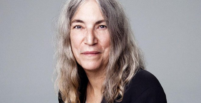 "Patti Smith: ""Yo nunca quise ser cantante"""